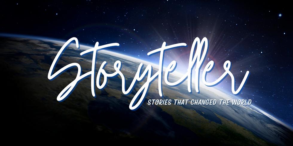 June 27th - Storyteller