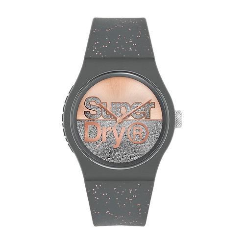 Superdry Ladies Urban Glitter Watch SYL275E