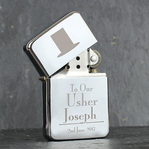 Personalised  Decorative Wedding Lighter