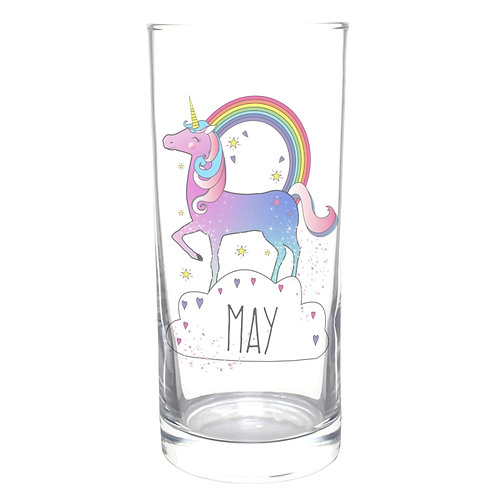 This gorgeous Unicorn Hi Ball Glass is a great way for any recipient to enjoy their favourite drink.