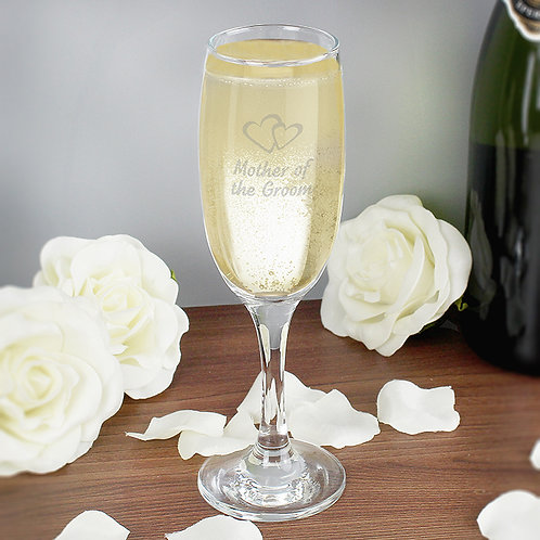 Make your top table look extra special with out best selling single wedding flutes