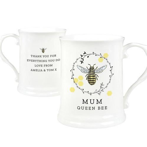 Personalised Bee 15oz Mug