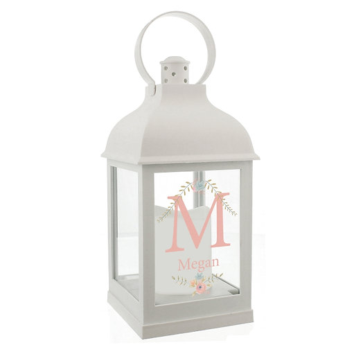 This stunning Floral Bouquet White Light Up Lantern is an ideal way of adding a splash of colour to any home.