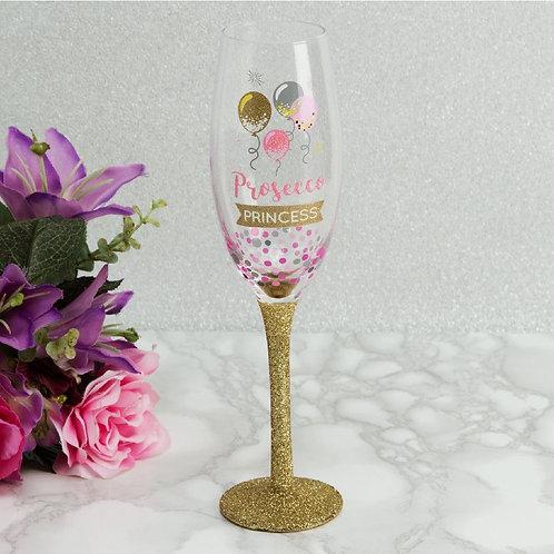 Girl Talk Prosecco Glass - Prosecco Princess