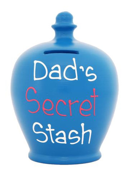 Dad's Secret Stash Money Pot