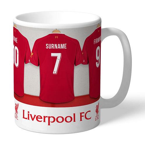 Liverpool FCDressing Room Mug