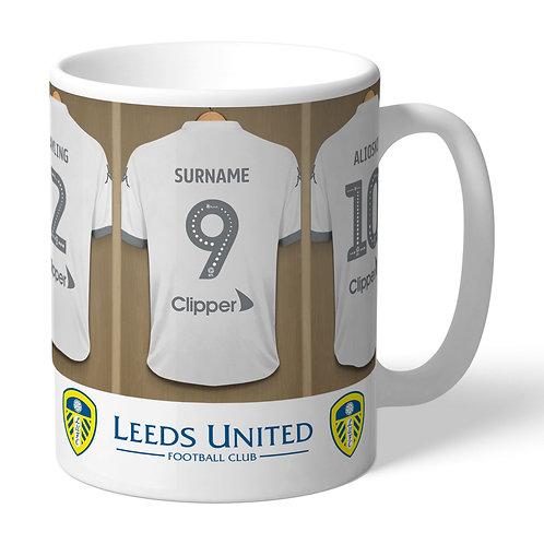 Leeds United FCDressing Room Mug