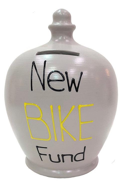Terramundi New Bike Fund Money Pot