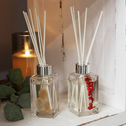 Christmas Scented Reed Diffuser