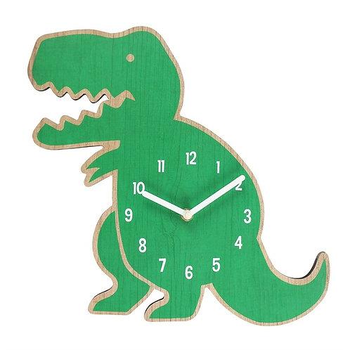 Dinosaur Shaped  Clock
