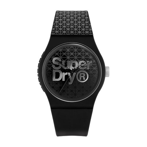 Superdry Unisex Urban Geo Sport Watch SYG268B