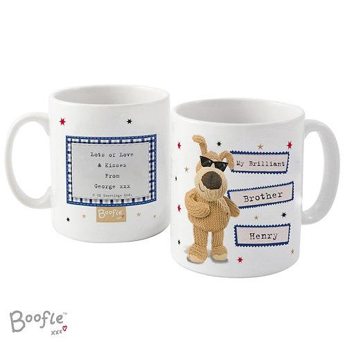 Personalised Boofle Stars Mug