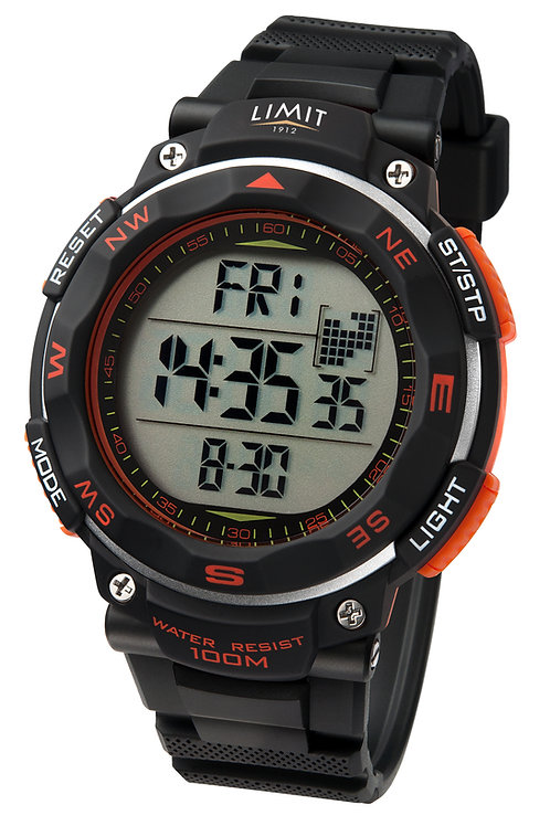 Limit Gents Active Pro XR Digital 5485 -watchboxleamington.com