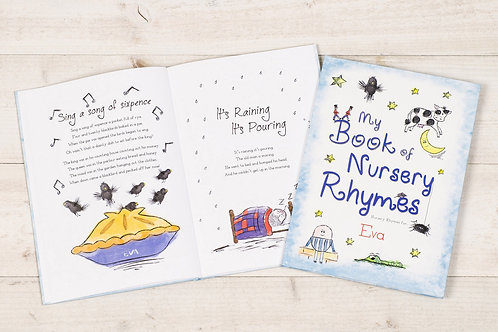 This book contains 23 of the finest for your little one to learn and to never forget