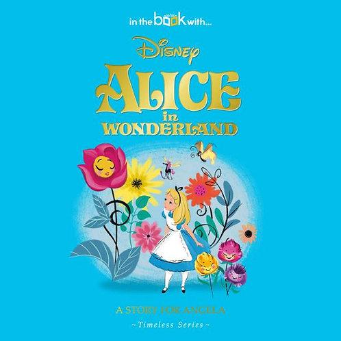 Personalised Timeless Classic Alice In WonderlandBook