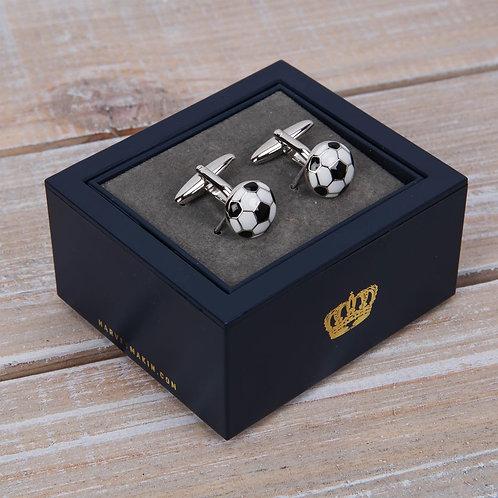 HARVEY MAKIN Football Cufflinks