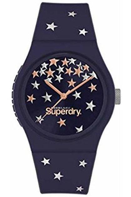 Superdry Ladies Urban Star Watch SYL275U