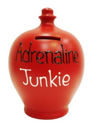 Terramundi Pot-Adrenaline Junkie-The Perfect Gift For Your Adrenaline Junkie