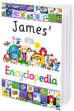 Personalised My Encyclopedia Book