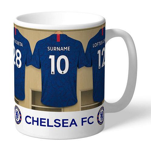 Chelsea FCDressing Room Mug