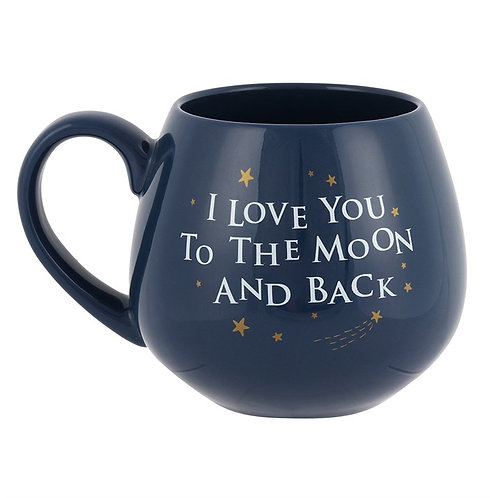 I Love To The Moon And Back Mug