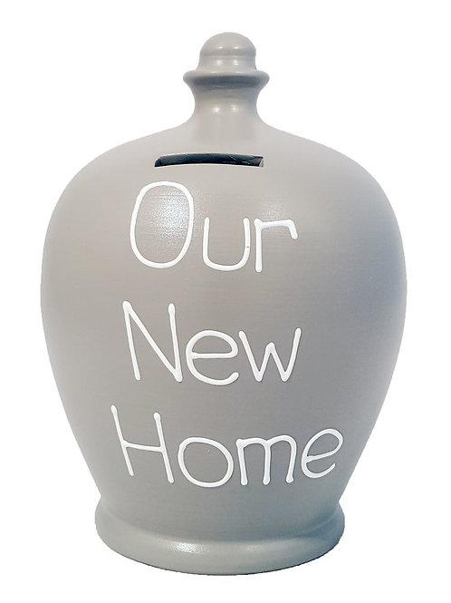 Terramundi Our New Home Money Pot