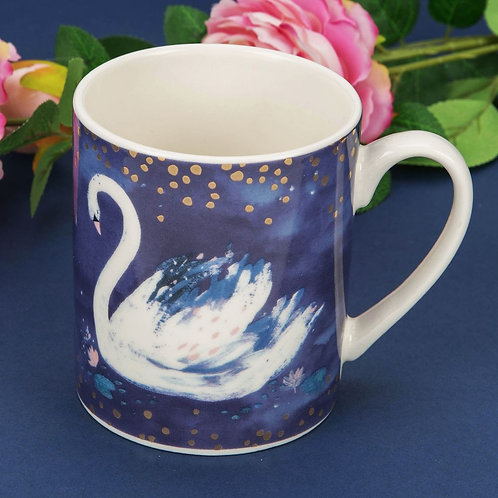 Swan Lake Hello Beautiful Mug