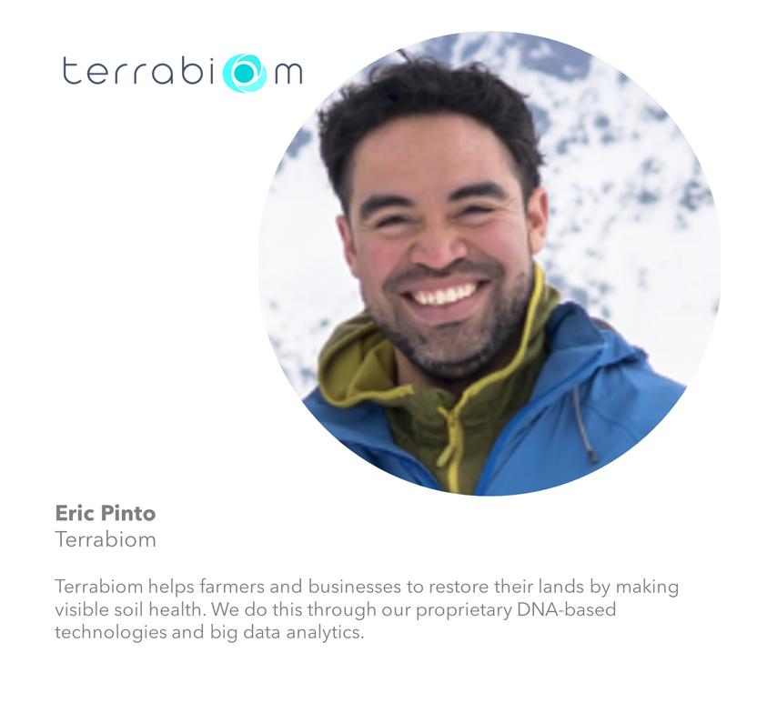 Eric Pinto - Terrabiom