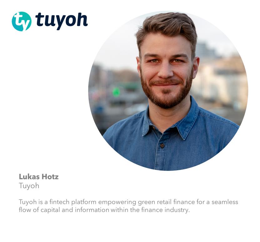 Lukas Hotz - Tuyoh