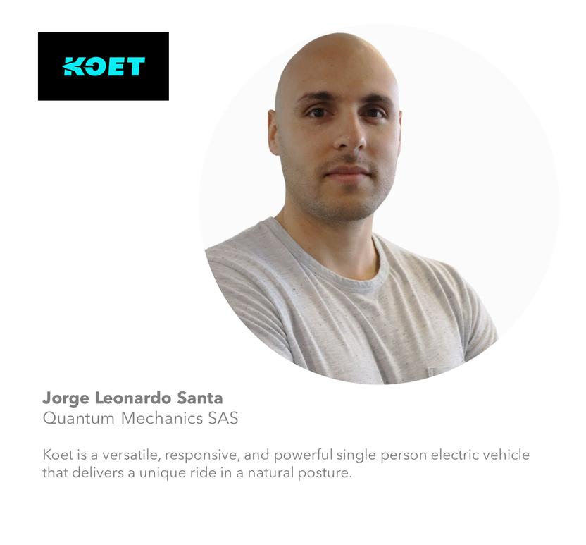 Jorge Leonardo - Quantum Mechanics