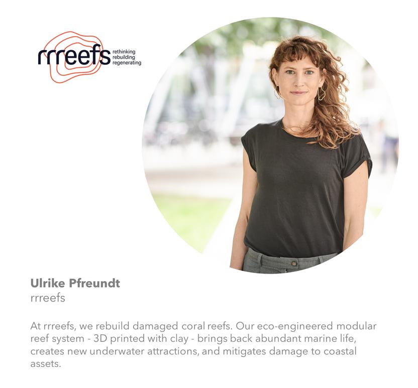 Ulrike Pfreundt - rrreefs