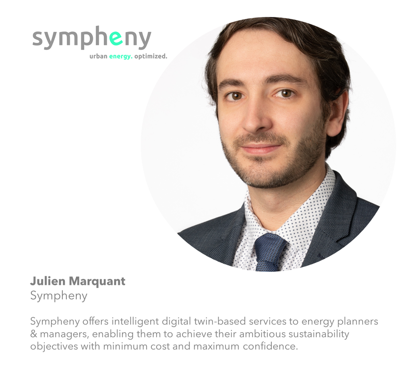 Julien Marquant - Sympheny