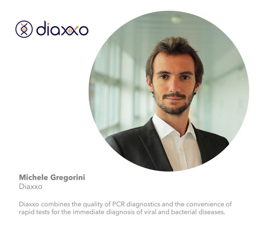 Michele Gregorini - Diaxxo