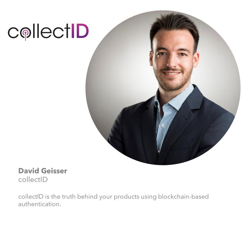 David Geisser - CollectID