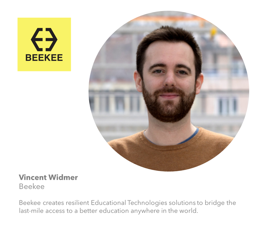 Vincent Widmer - Beekee