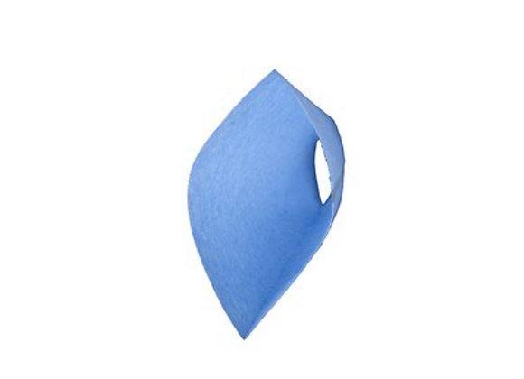 Milchfilterschläuche, blau