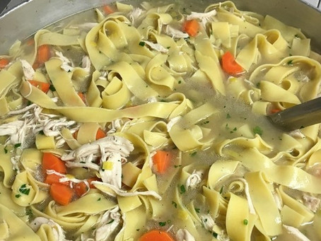 Does Chicken Soup Really Cure the Common Cold? A Tenderfoot Father Investigates