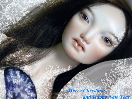 Merry Christmas and happy New Year my dear!