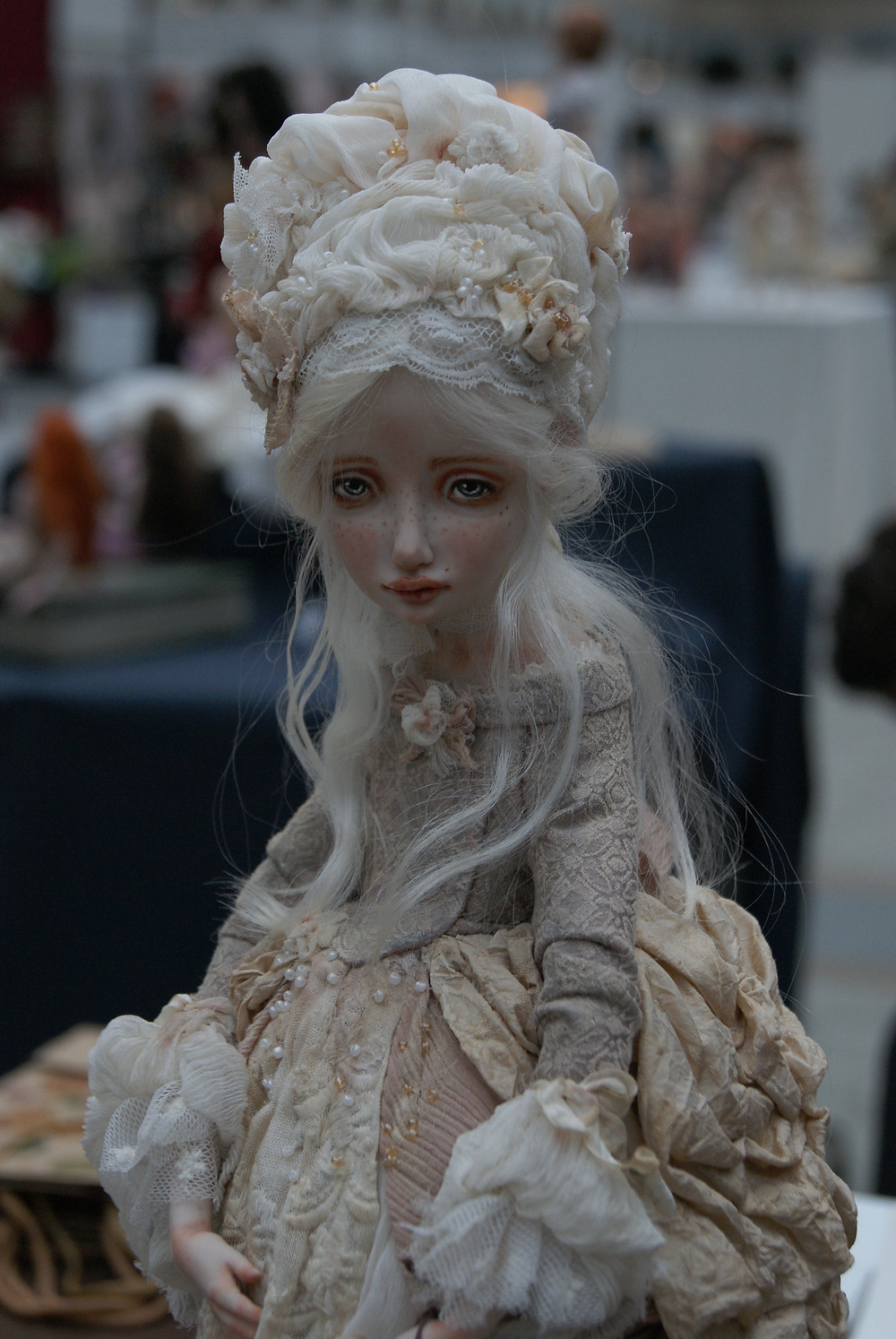art of doll