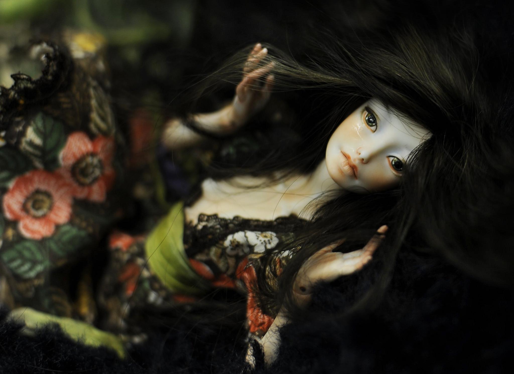 7. Little Goblin Girl