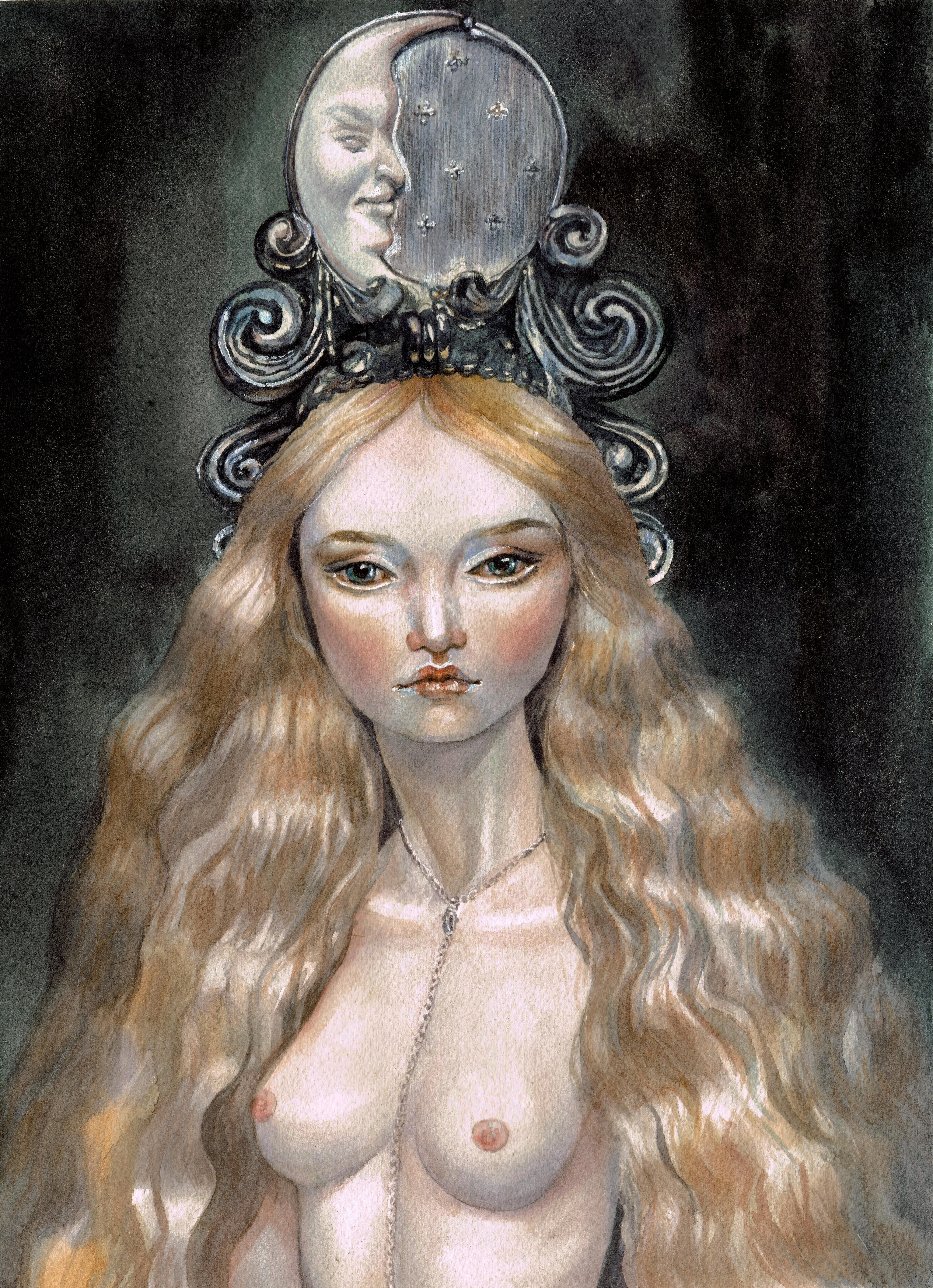 8. Luna by Maria Knapkiene