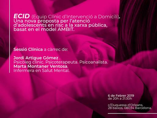 ECID.  Equip Clínic d'Intervenció a Domicili