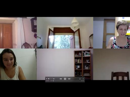 Primera sesión de Psicodrama Público Online