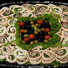 Spinner Meat Sandwich Platter