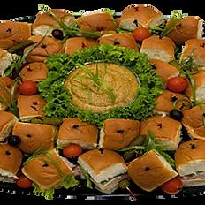 Royal Rolls Sandwich Platter