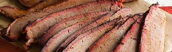 HOT SMOKED BBQ BRISKET