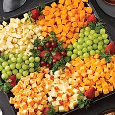 Fresh Fruit & Deli Cheese Platter