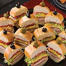 Finest Ingredients Sub Sandwich Platter
