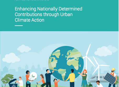 RECNET participates in the latest publication of UN HABITAT