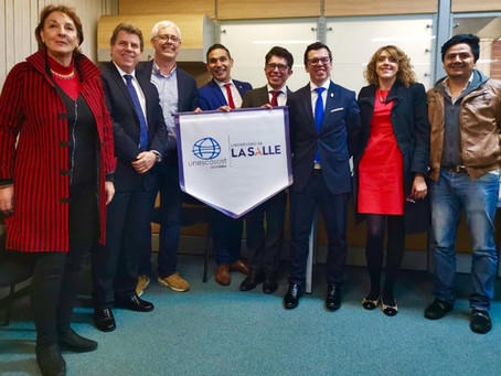 UNESCOSOST opens a new joint office based in La Salle University of Colombia